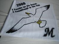 2008開幕戦フラッグ